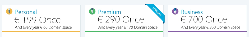 prezzo special summer offer